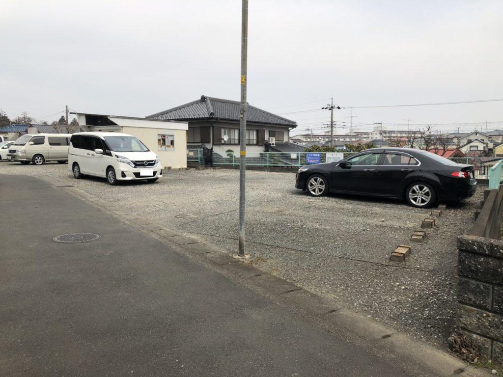 ヒラユウ駐車場
