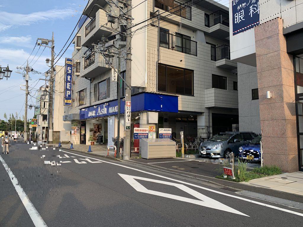 リアン瀬谷駐車場(機械式/下段)