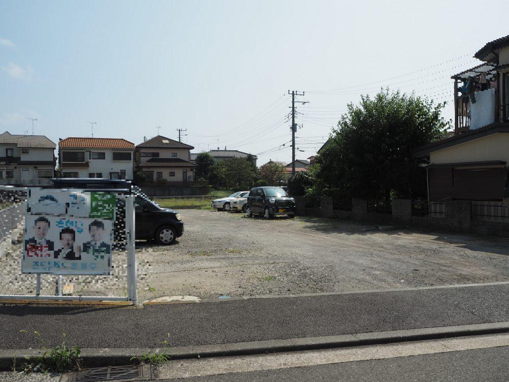 細谷戸駐車場