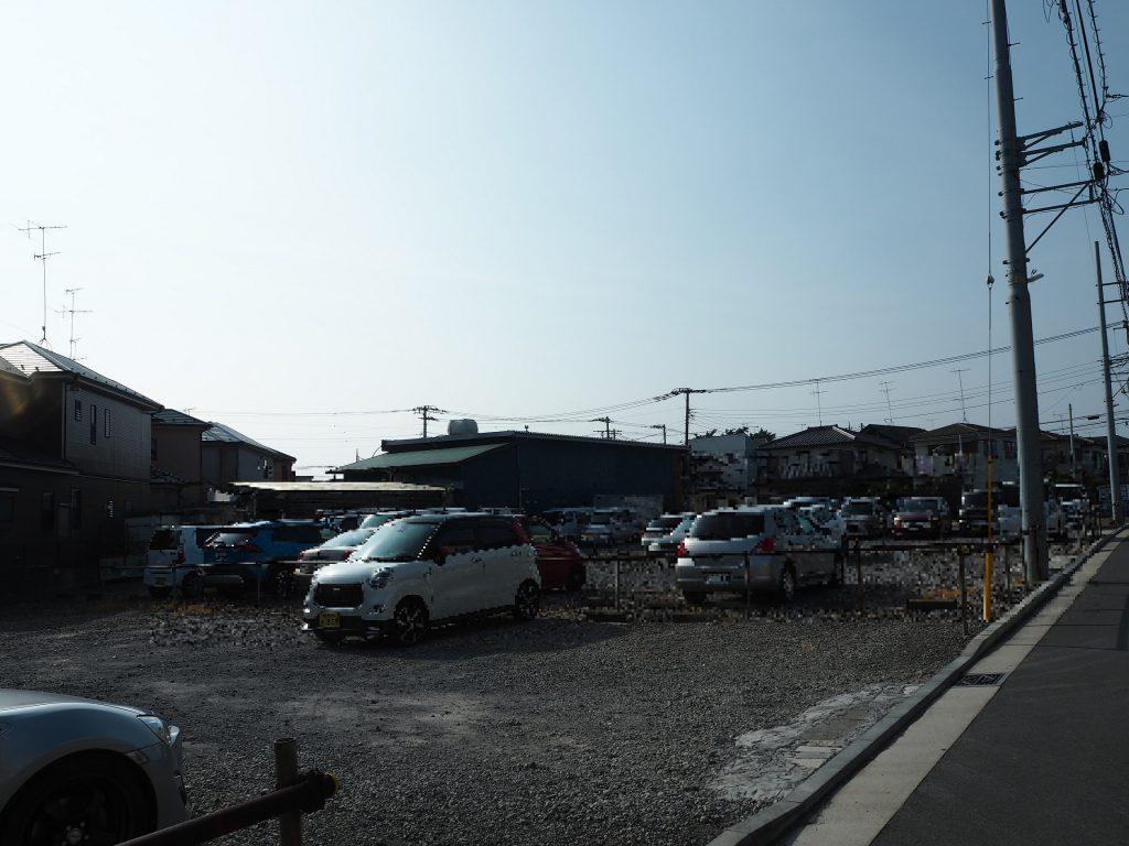 川口駐車場