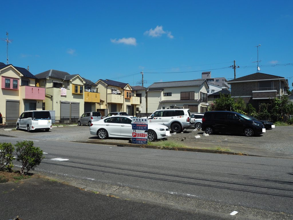 大塚駐車場