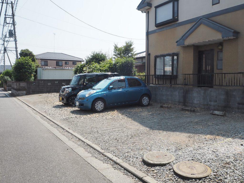 石井駐車場